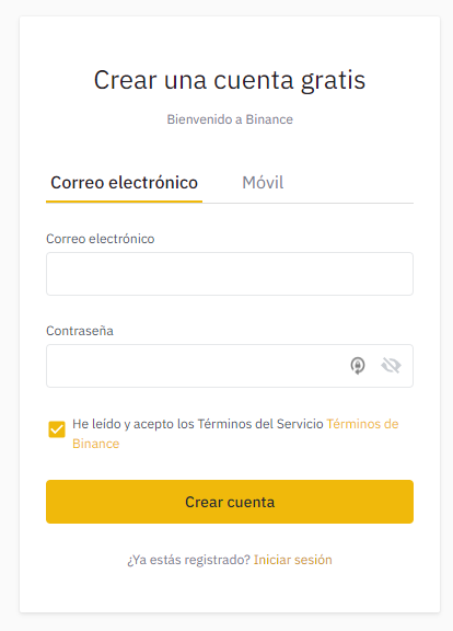 Binance Review y análisis completo