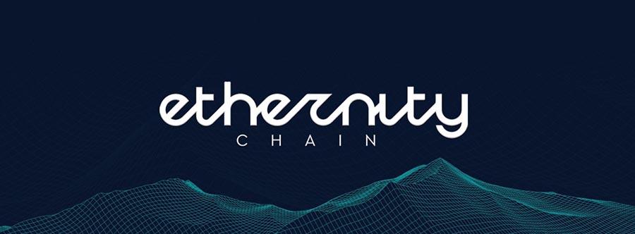 Ethernity chain producción NFT autenticados
