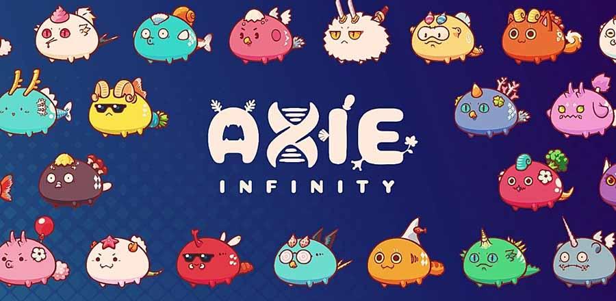 Axie Infinity gana criptomonedas jugando online