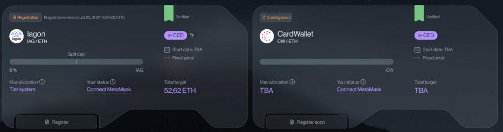 Occam Finance un DEX y launchpad para Cardano