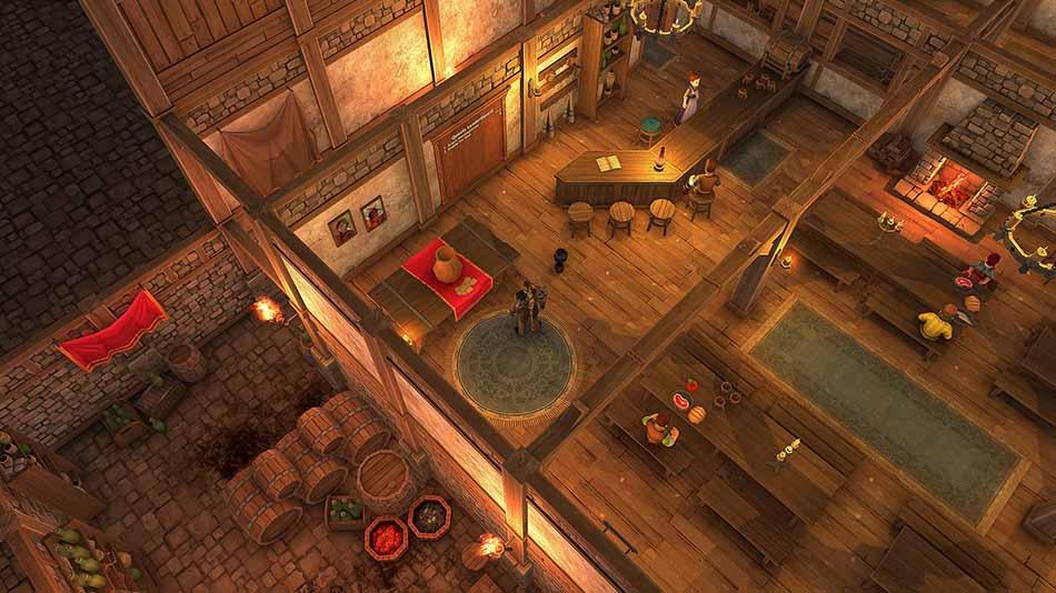 Lost Relics acción y aventura en un RPG